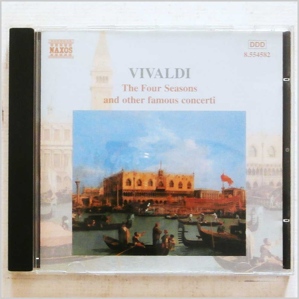 Various - Vivaldi: Four Seasons and other famous Concerti (636943458228)