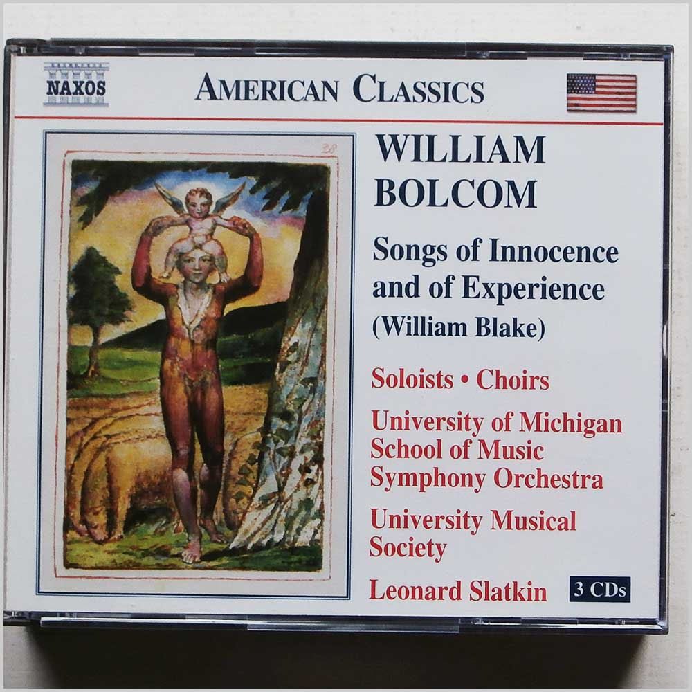 University of Michigan School of Music Symphony Orchestra - William Bolcom: Songs of Innocence and of Experience (William Blake) (636943921623)