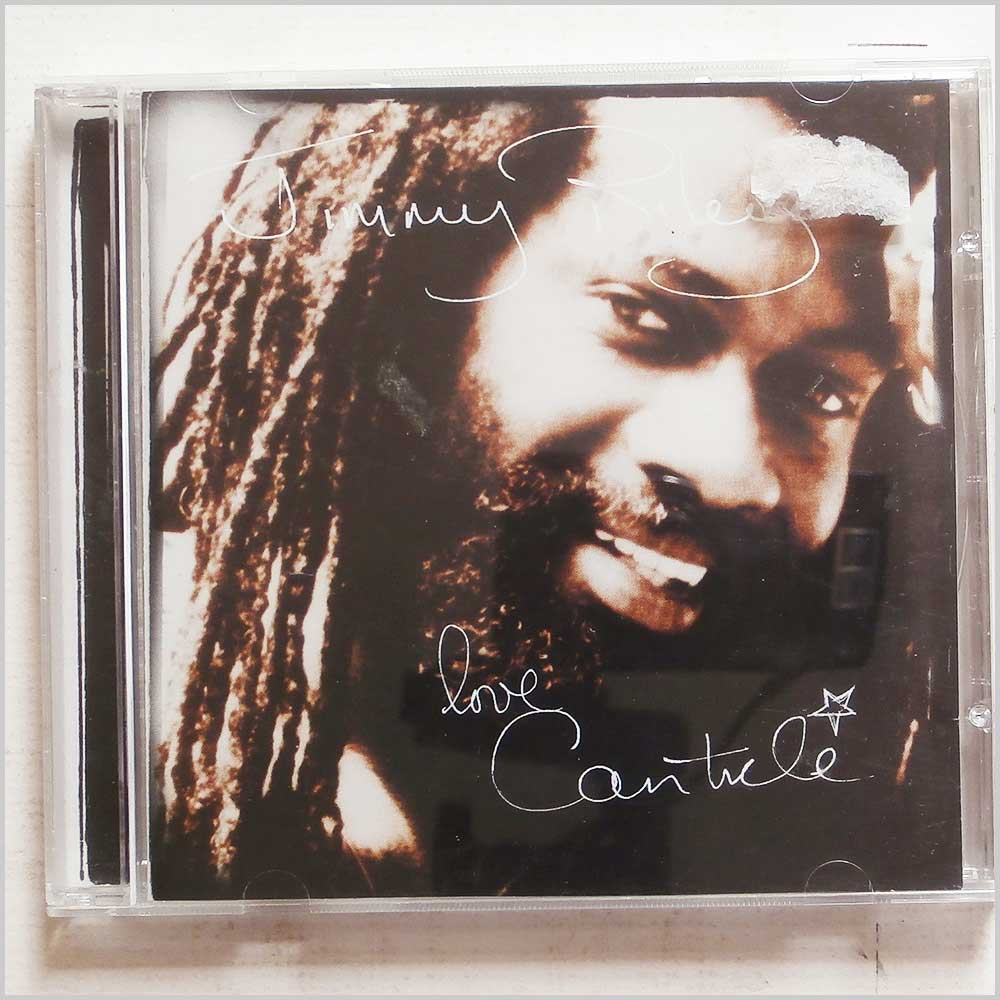 Jimmy Riley - Love Canticle (649035302729)