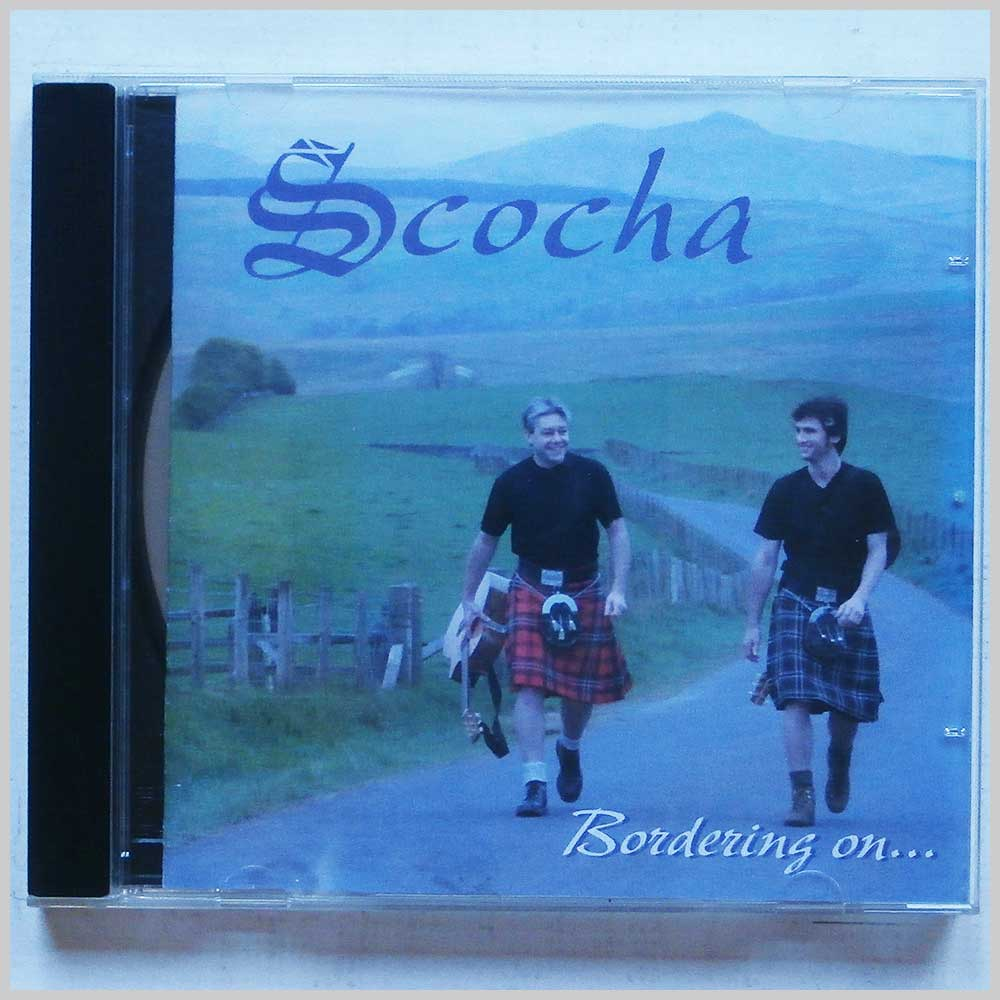 Scocha - Bordering On (655237000202)
