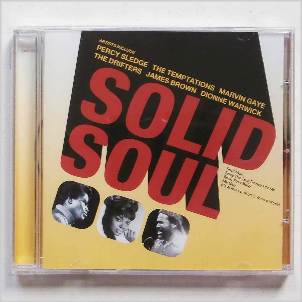 Various - Solid Soul (689279363728)