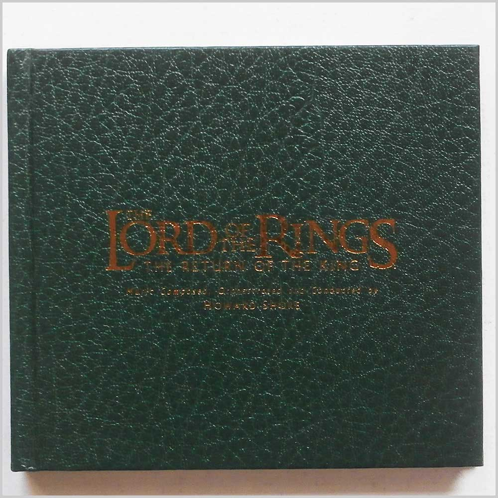 Howard Shore - The Lord of the Rings: The Return of the King (689279363780)
