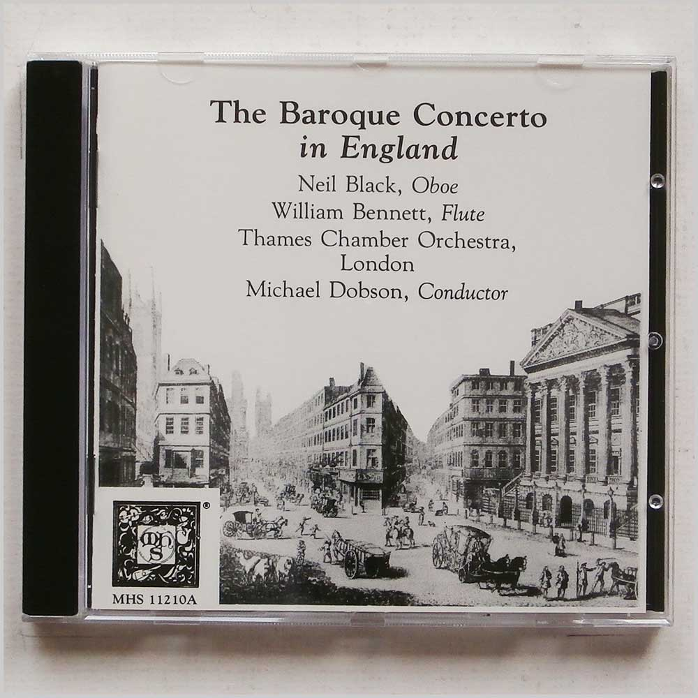 Thames Chamber Orchestra, London - The Baroque Concerto in England (689279363834)
