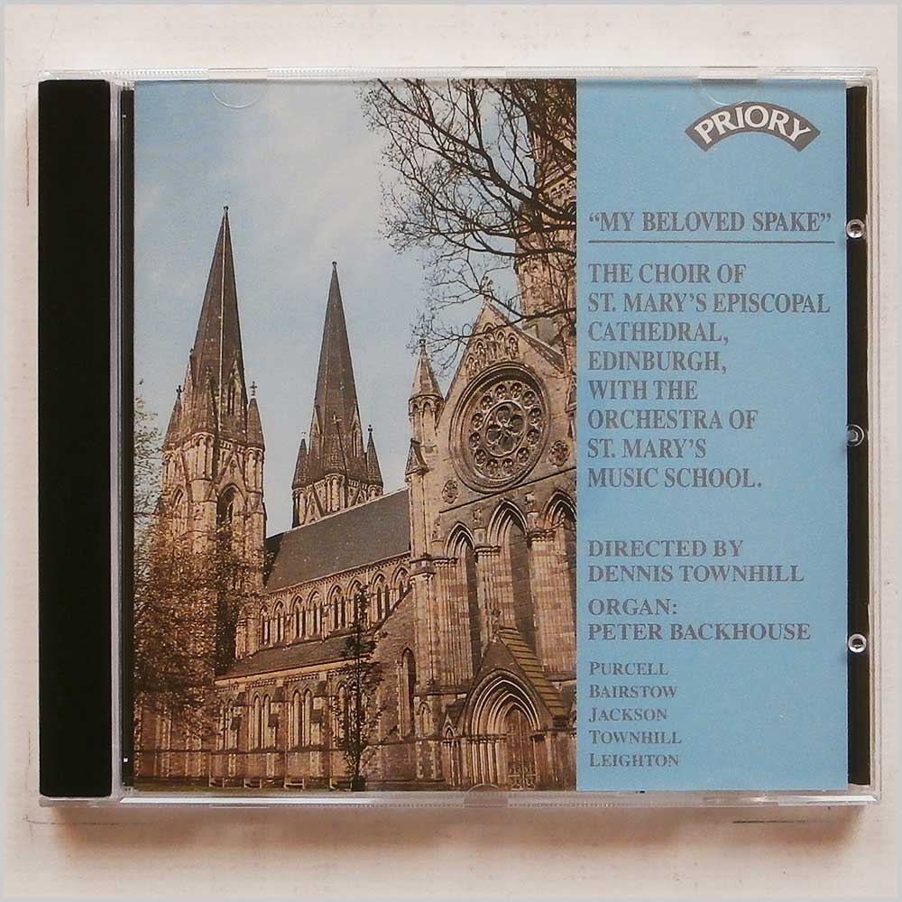 The Choir of St Mary's Episcopal Cathedral - My Beloved Spake (689279363858)