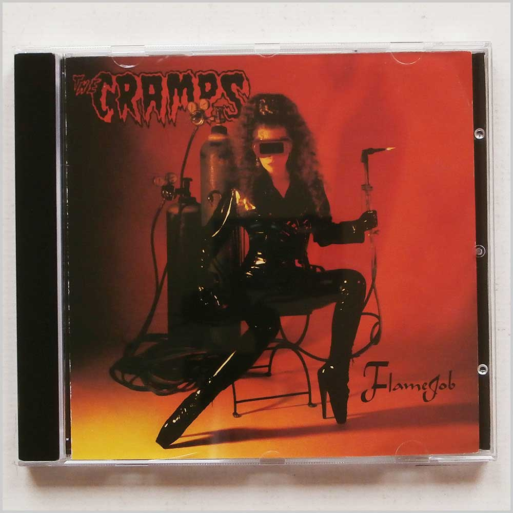 The Cramps - Flame Job (689279364060)