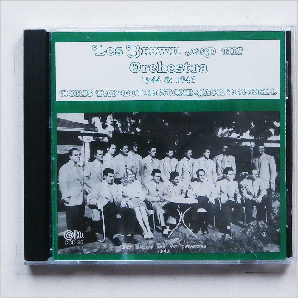 Les Brown and His Orchestra - 1944 and 1946 (689279369201)