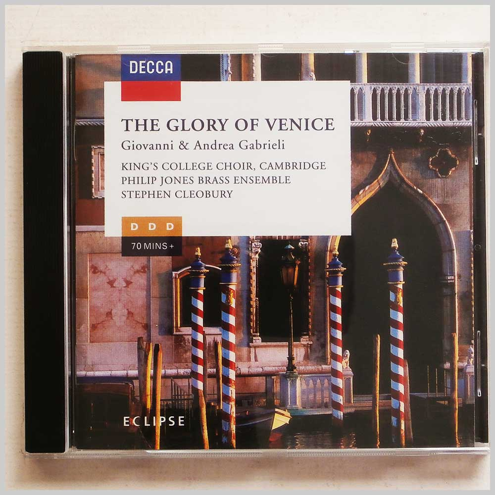 King's College Choir Cambridge - Gabrieli: The Glory of Venice (689279377336)
