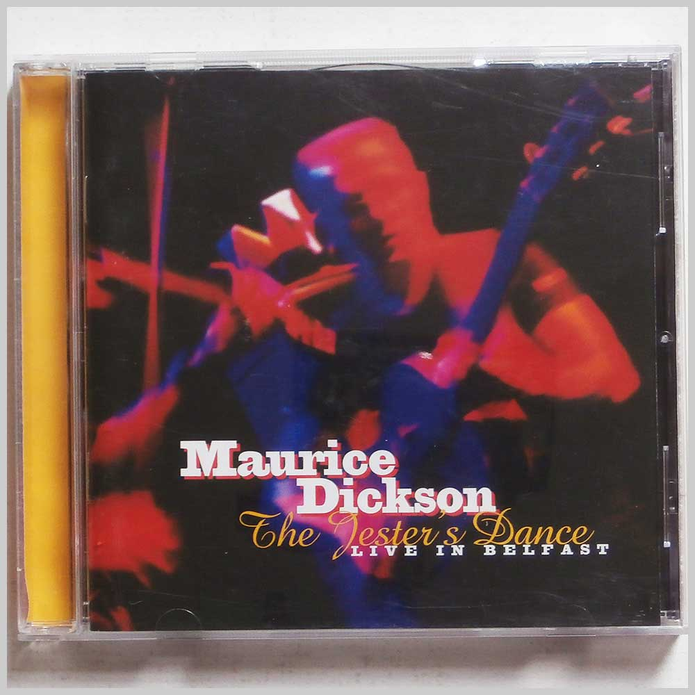 Maurice Dickson - The Jester's Dance Live in Belfast (689279384211)