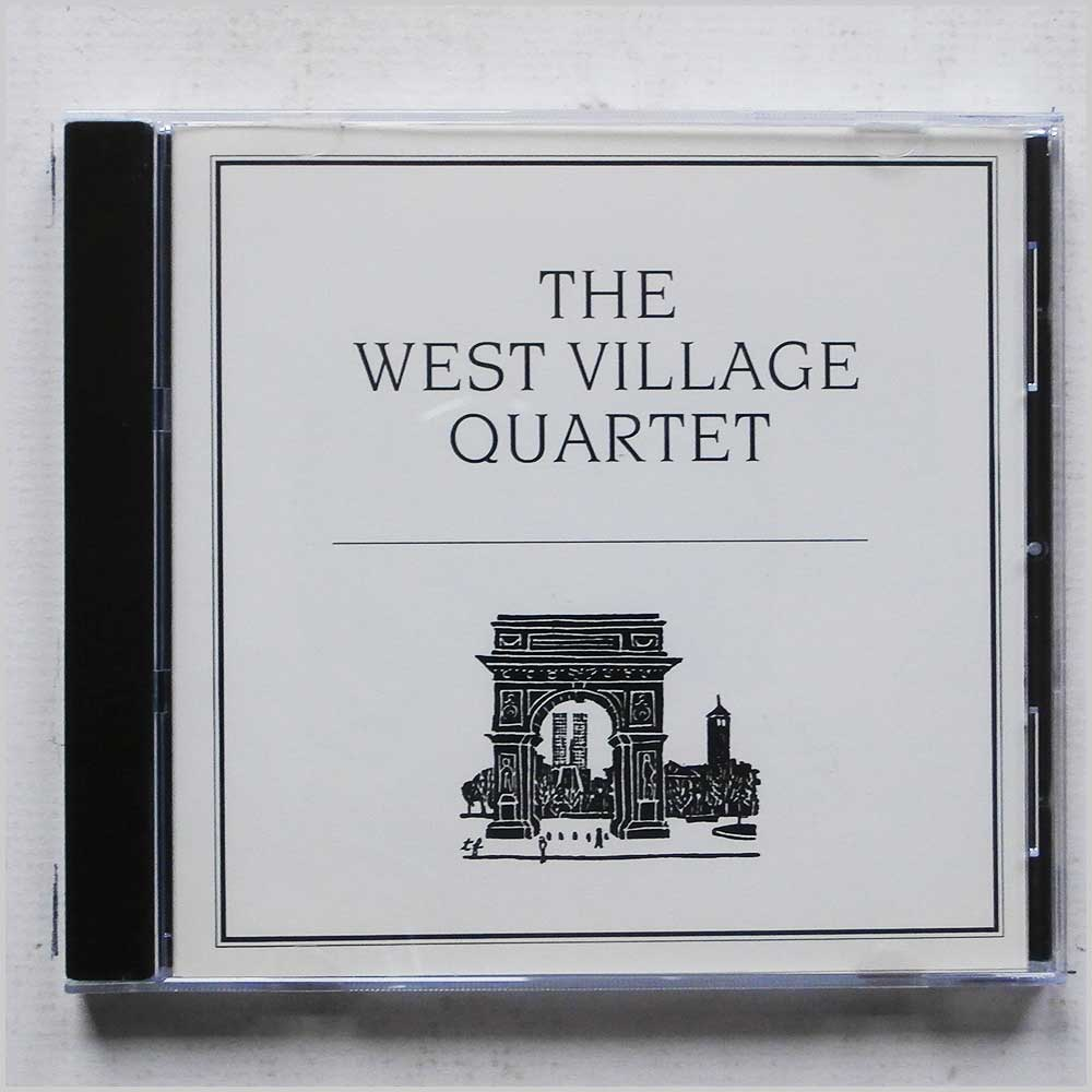 The West Village Quartet - The West Village Quartet (689279389827)