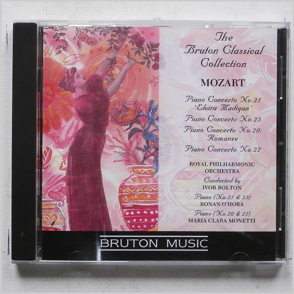 Various - The Bruton Classical Collection: Mozart (689279389896)