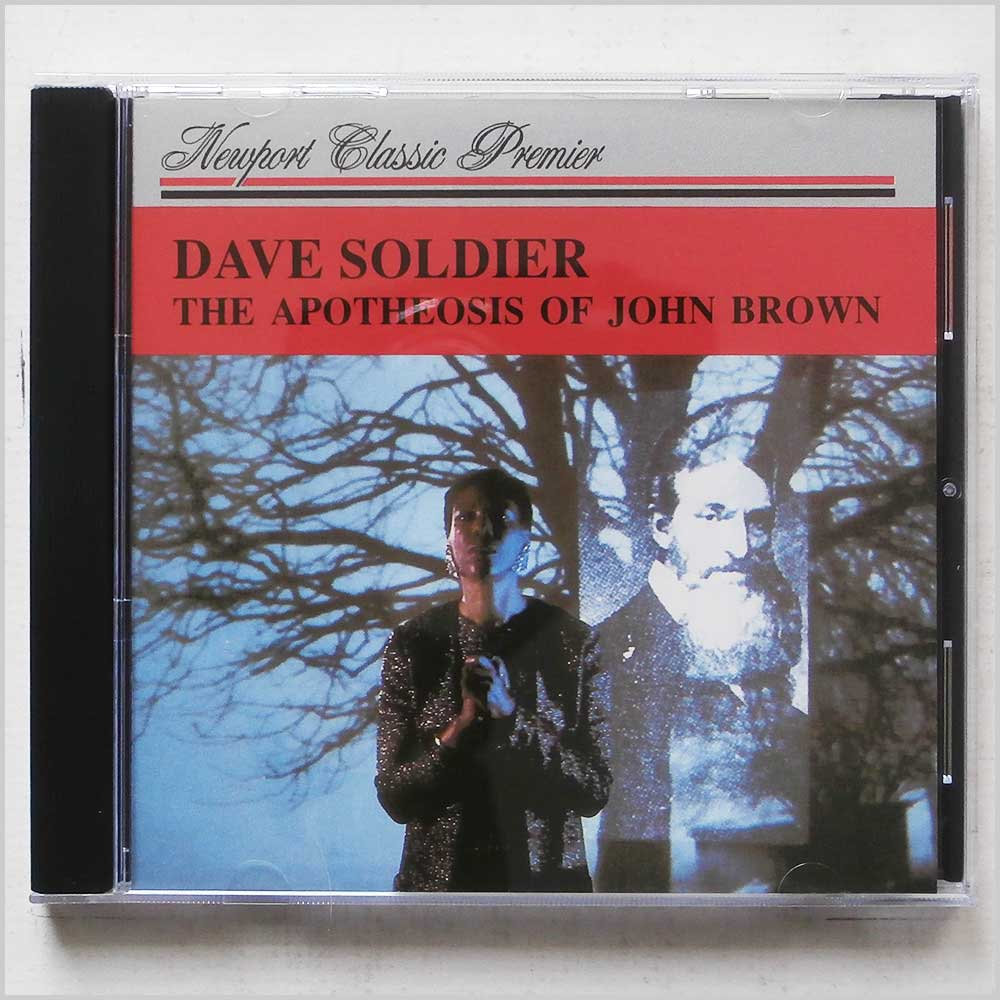 Richard Auldon Clark, Robbie McCauley - Dave Soldier: The Apotheosis of John Brown (689279391554)