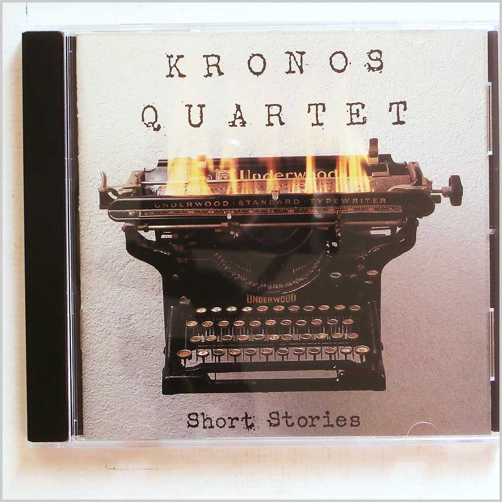 Kronos Quartet - Short Stories (689279406081)
