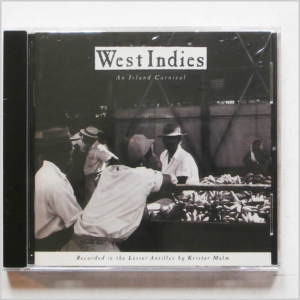 Krister Malm - West Indies: An Island Carnival (689279408146)