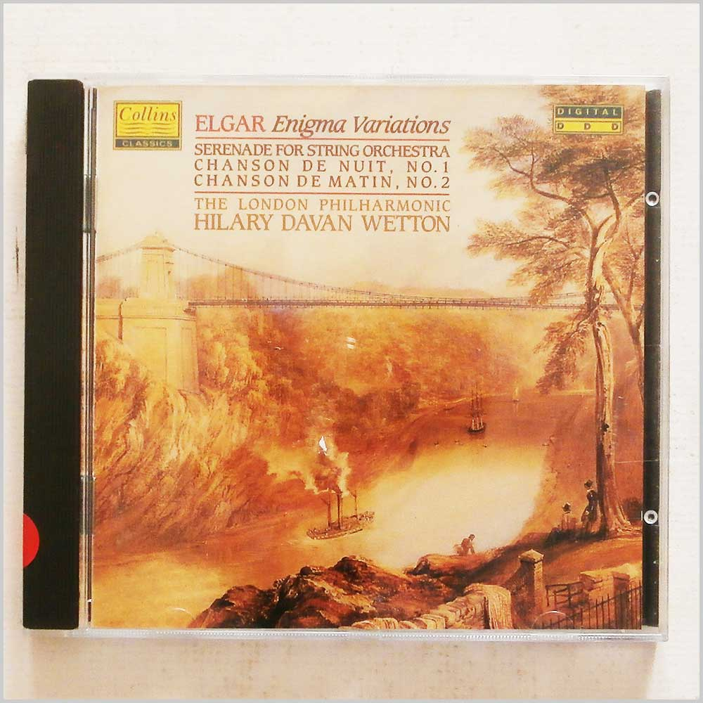 Hilary Davan Wetton, The London Philharmonic - Elgar: Enigma Variations (689279421305)