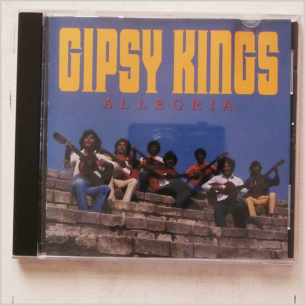 Gipsy Kings - Allegria (689279447954)