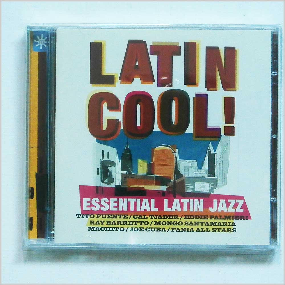 Various - Latin Cool: Essential Latin Jazz (698458100320)
