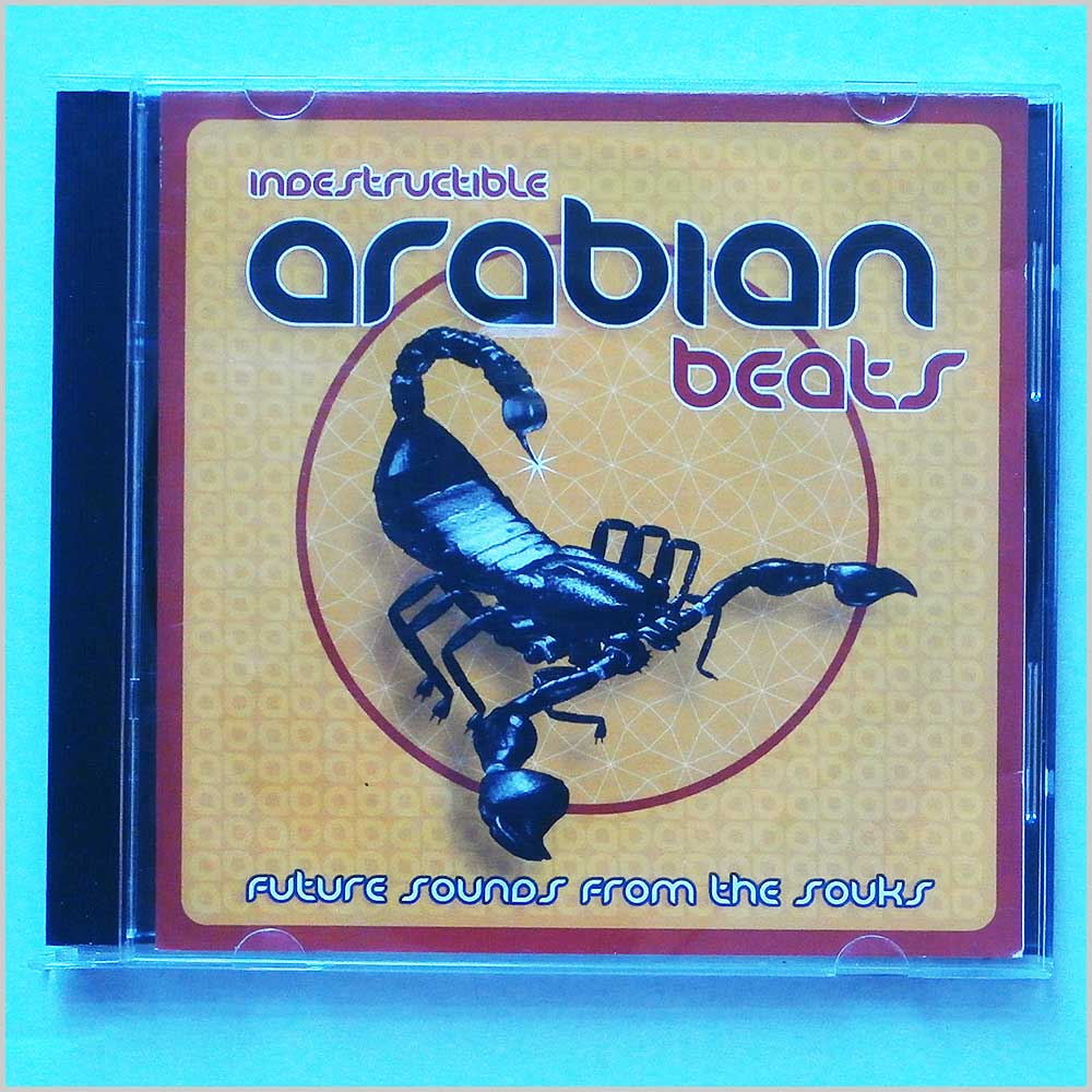 Various - Indestructible Arabian Beats: Future Sounds From The Souks (698458203922)