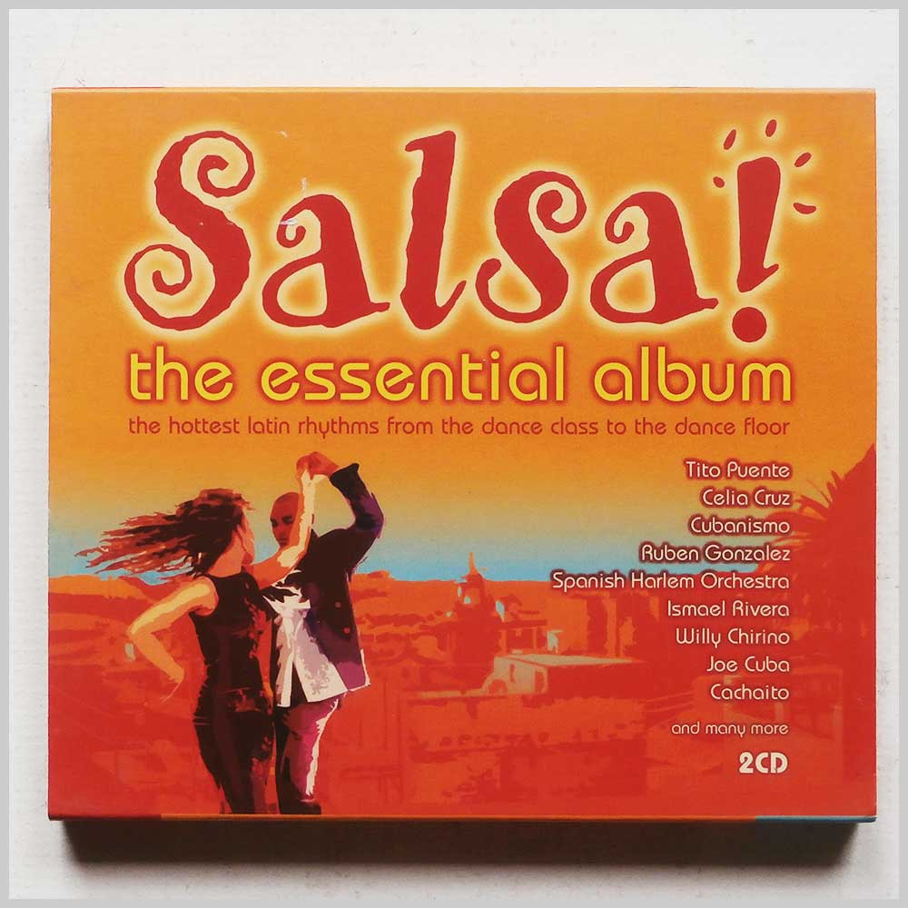 Various - Salsa! The Essential Album (698458221827)