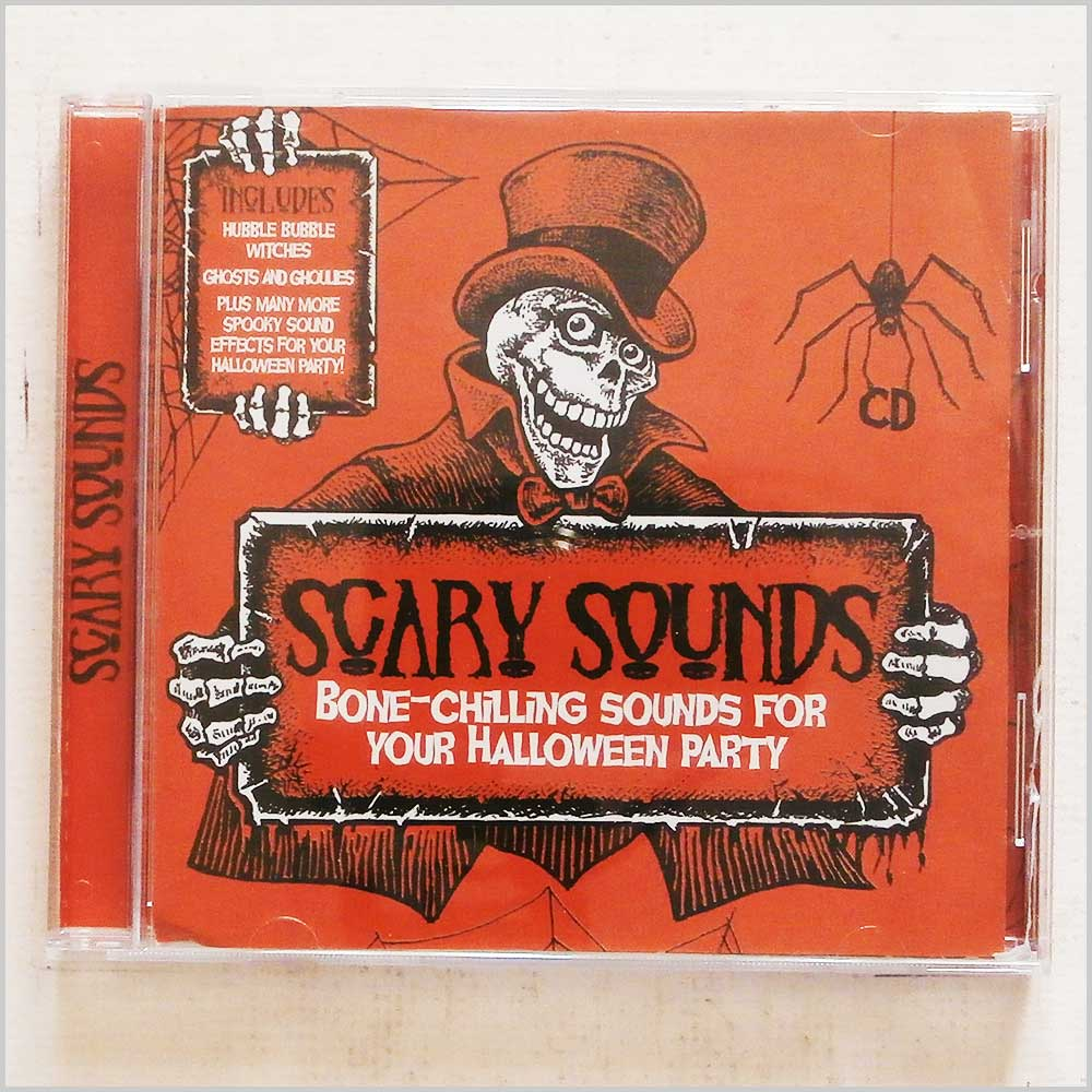 Various - Scary Sounds (698458972323)