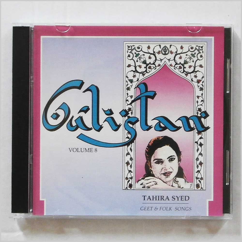 Tahira Syed - Gulistan (Volume 8) Geet and Folk Songs (704335256568)