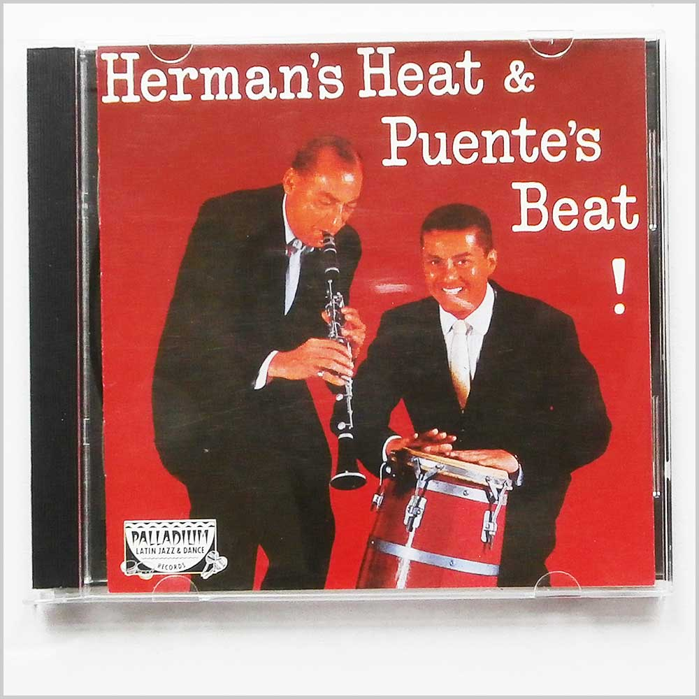 Woody Herman and Tito Puente - Herman's Heat and Puente's Beat (704335257268)