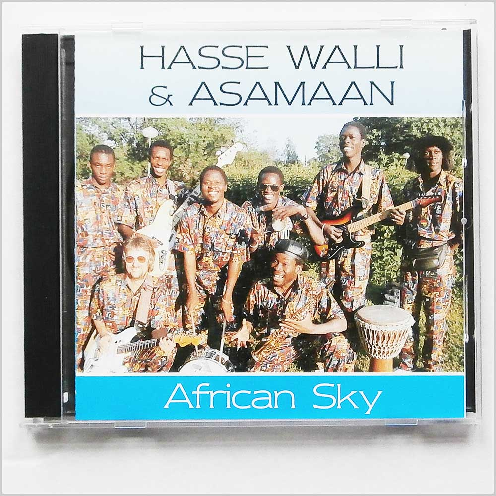 Hasse Walli and Asamaan - African Sky (704335257374)