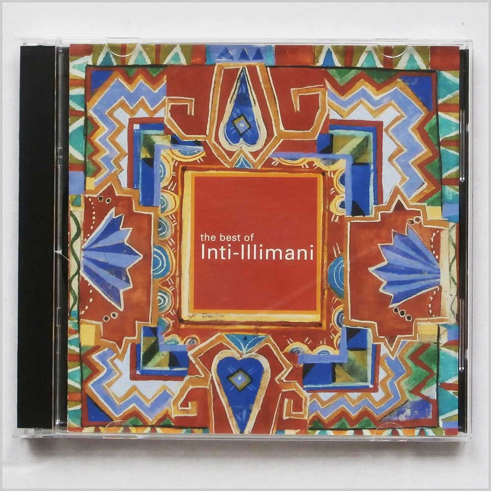 Inti Illimani - The Best Of Inti Illimani (704335259590)