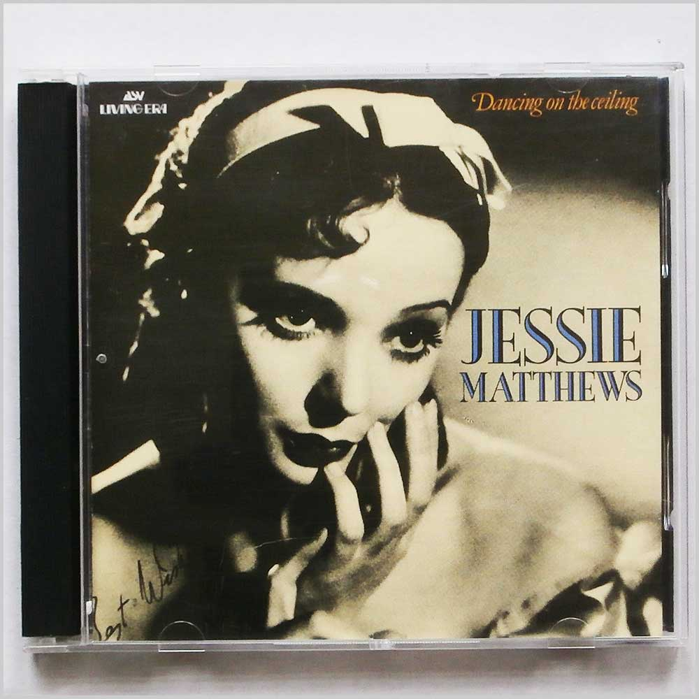 Jessie Matthews - Dancing On The Ceiling (704335260541)