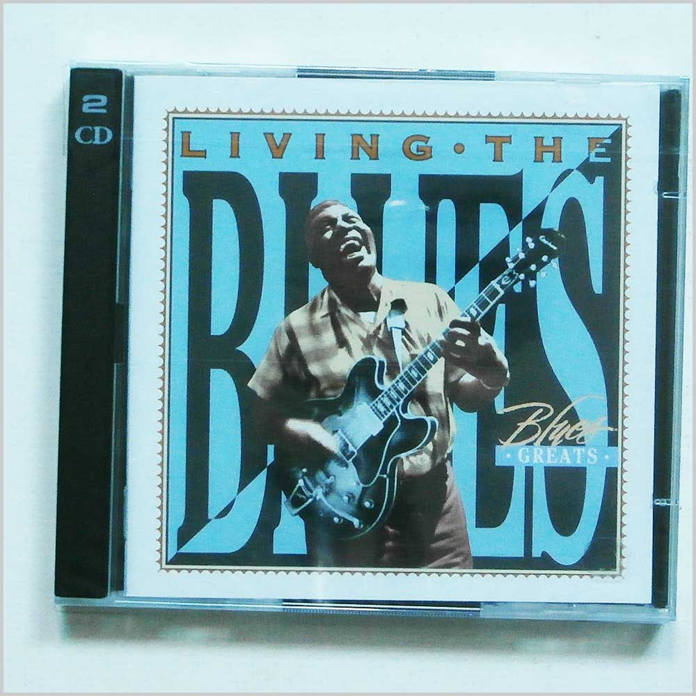 Various - Living The Blues: Blues Greats (704335262255)