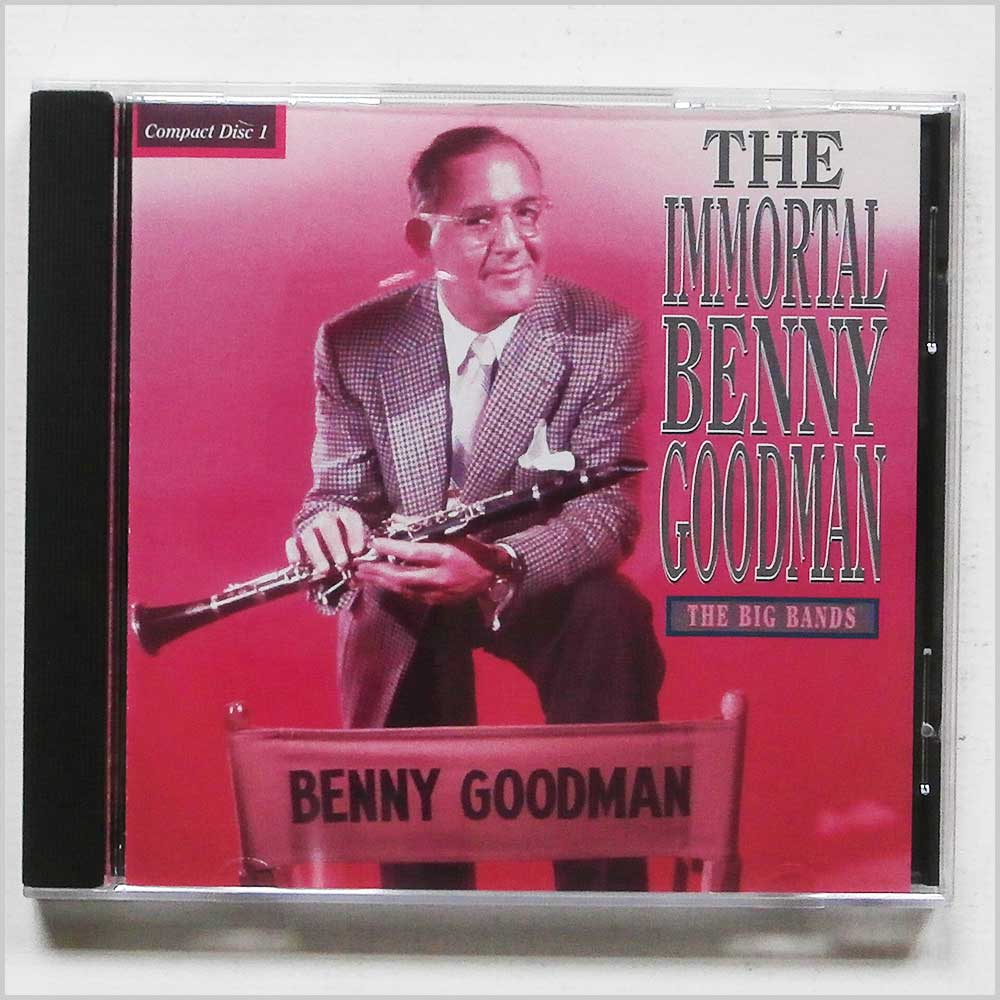 Benny Goodman - The Immortal Benny Goodman (704335262880)