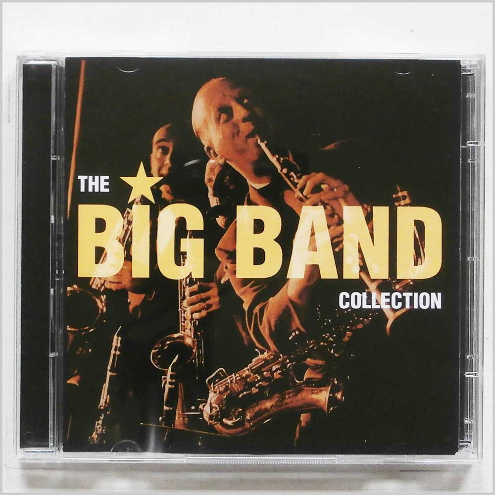Various - The Big band Collection: 40 Original Hits From The Golden Age of The Big Band (704335262941)
