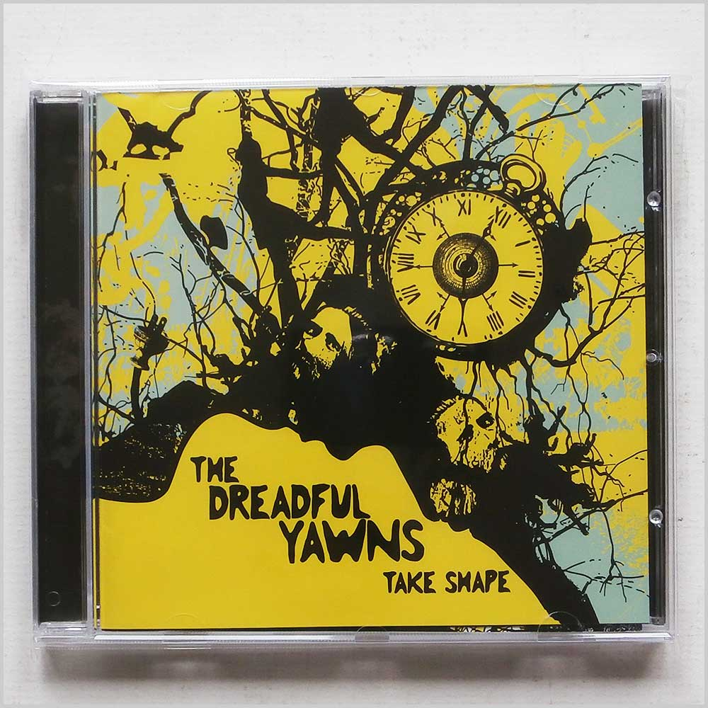 The Dreadful Yawns - Take Shape (704335267113)