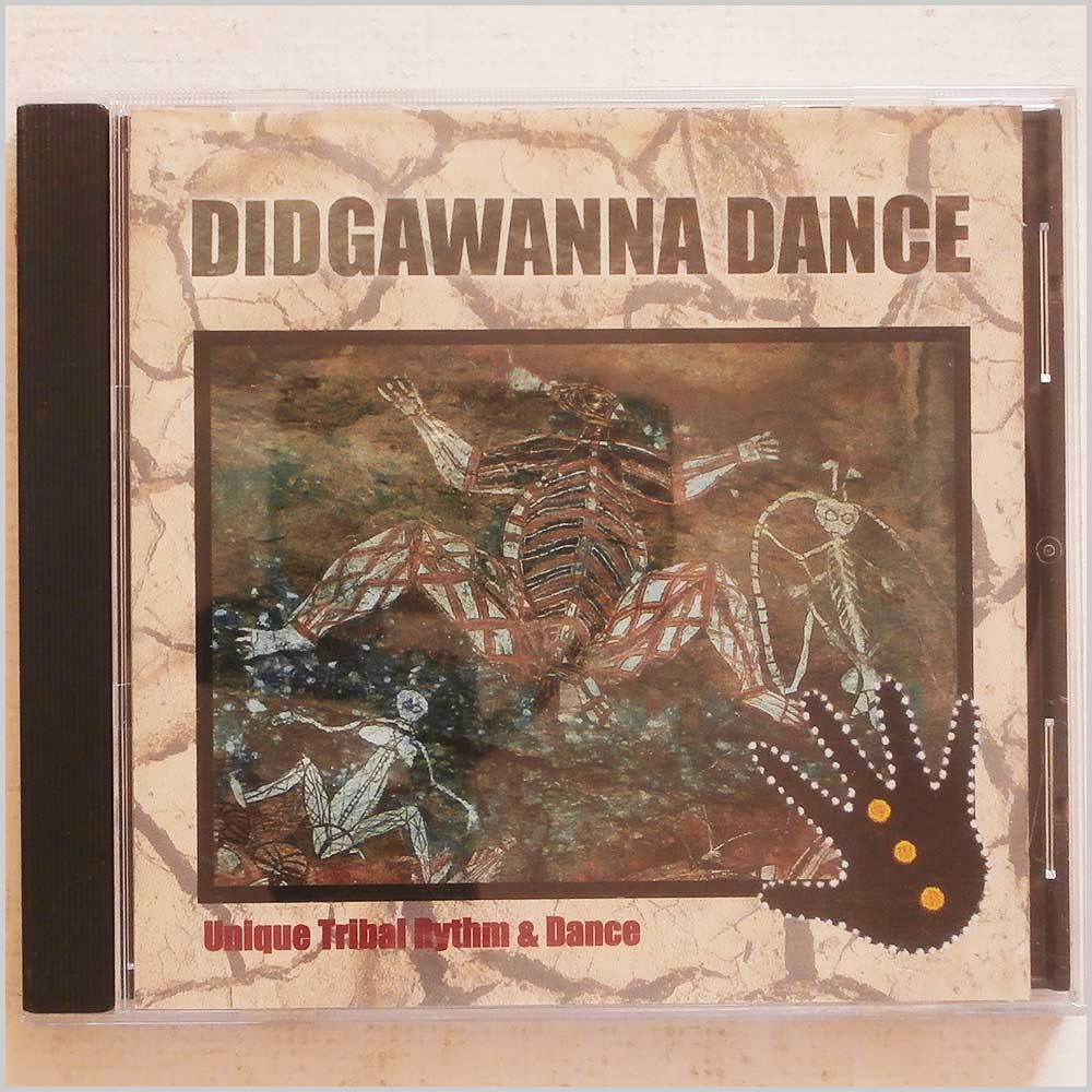 Didgawanna Dance - Unique Tribal Rhythm and Dance (7148163400671)
