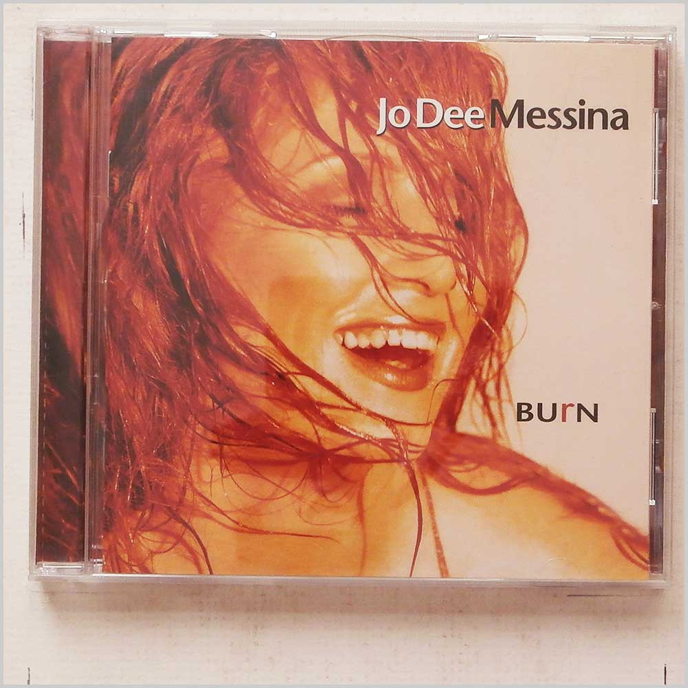 Jo Dee Messina - Burn (715187797727)