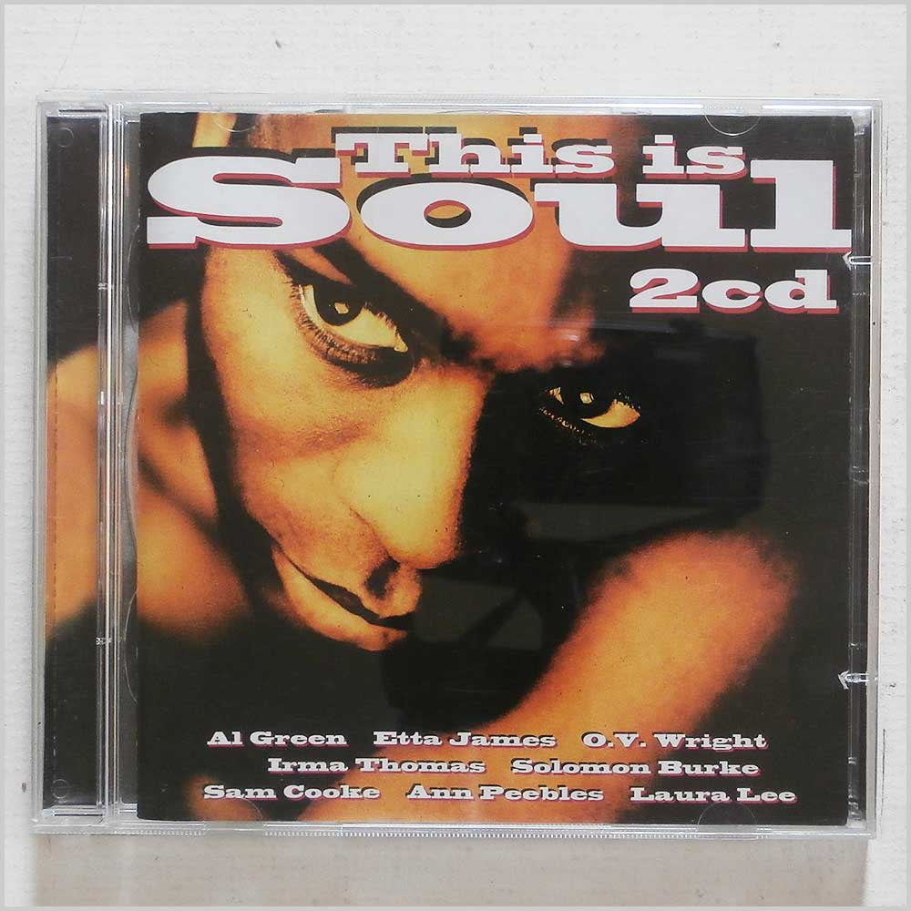Various - This Is Soul (724348866523)