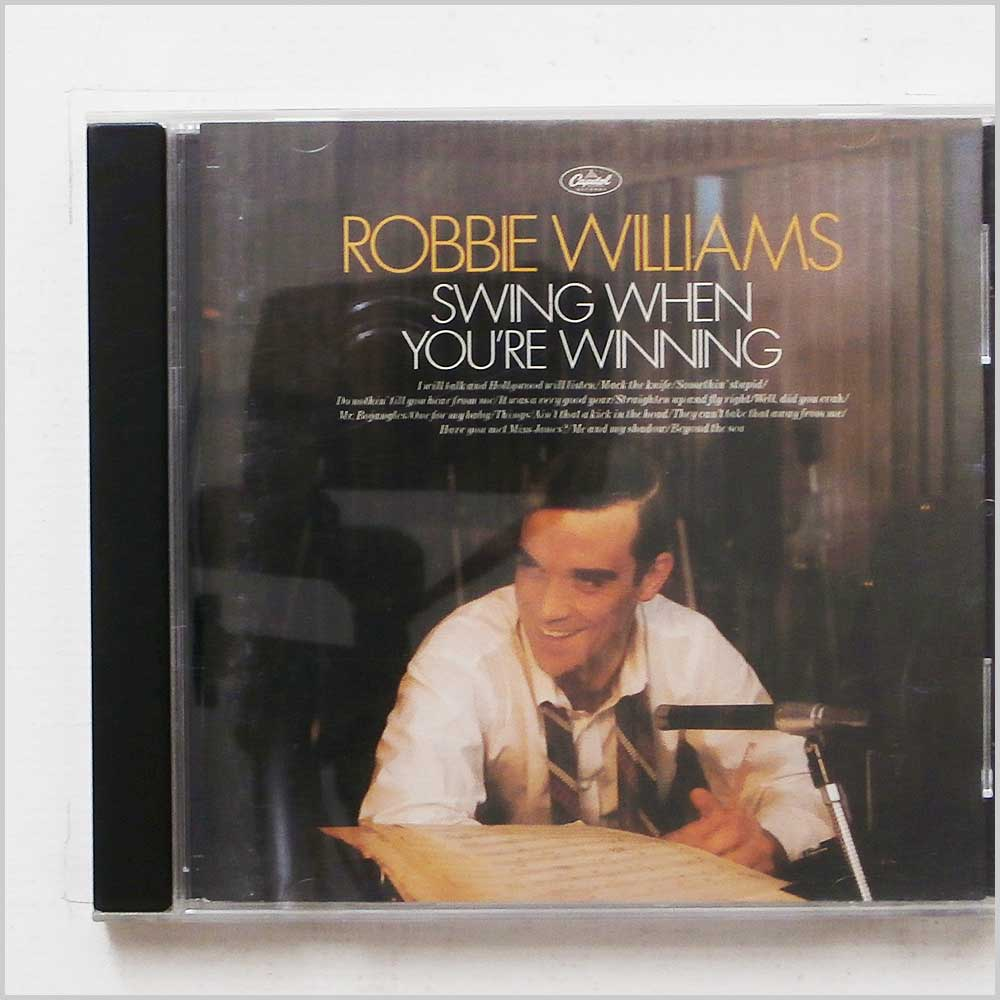 Robbie Williams - Swing When You're Winning (724353682620)