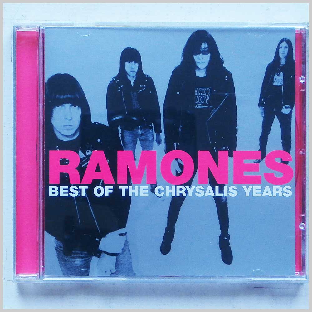 Ramones - Best Of The Chrysalis Years (724353847227)