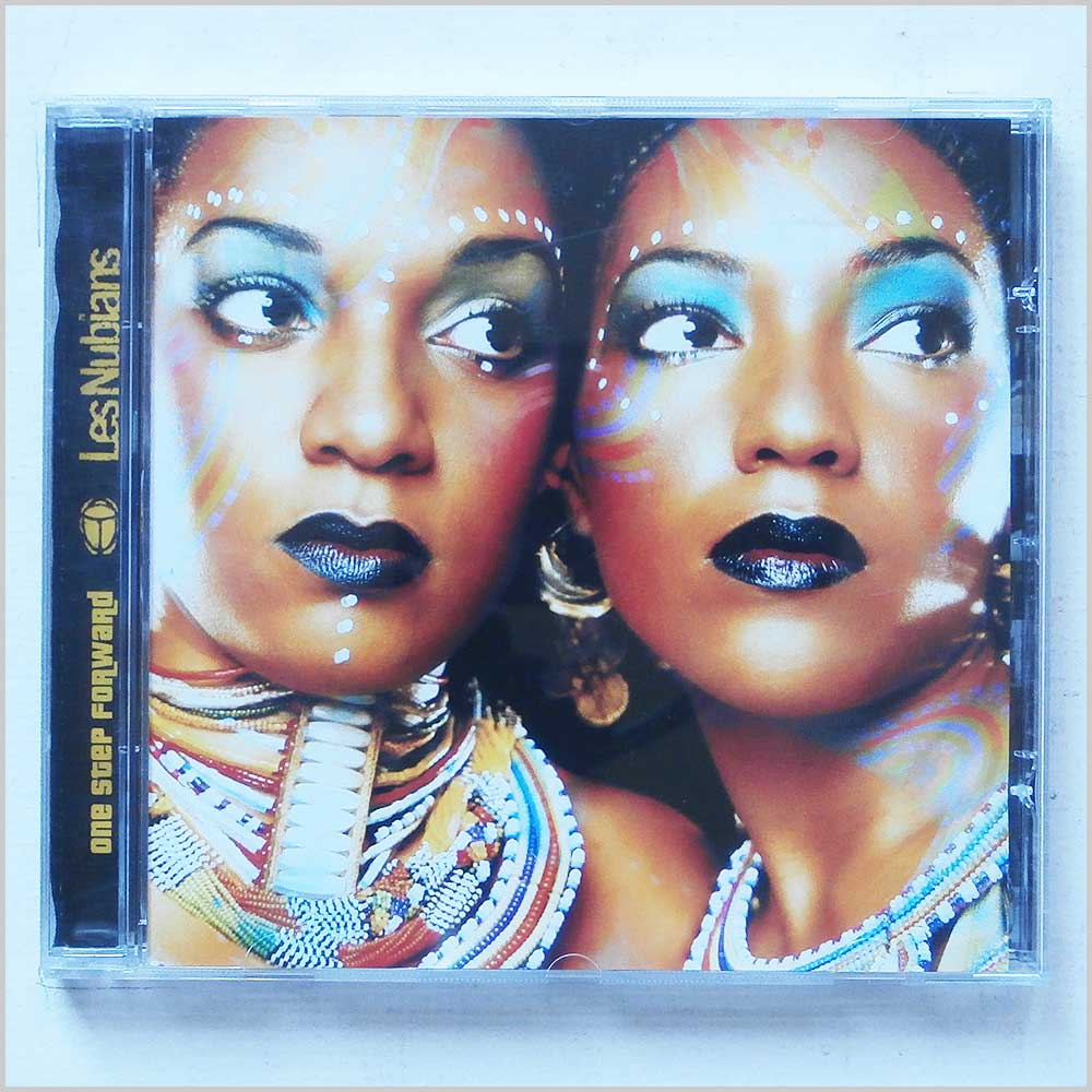 Les Nubians - One Step Forward (724354286605)