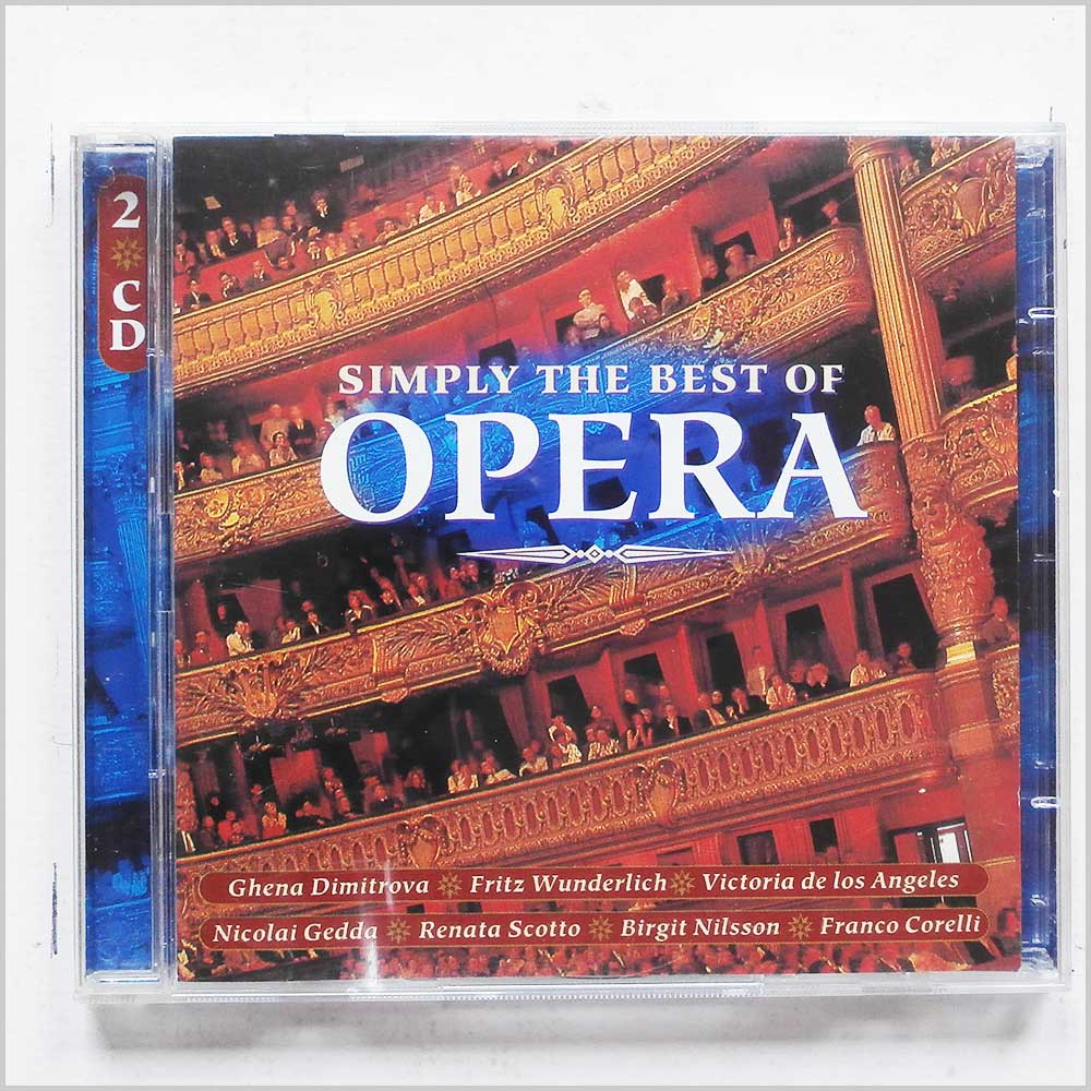 Various - Simply the Best of Opera (724357019125)