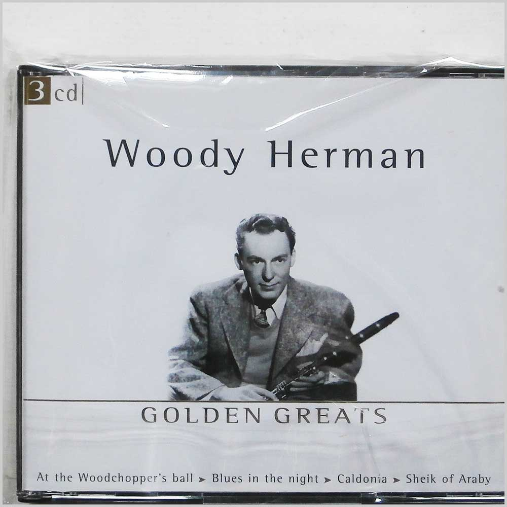 Woody Herman and his Orchestra - Golden Greats (724357918923)