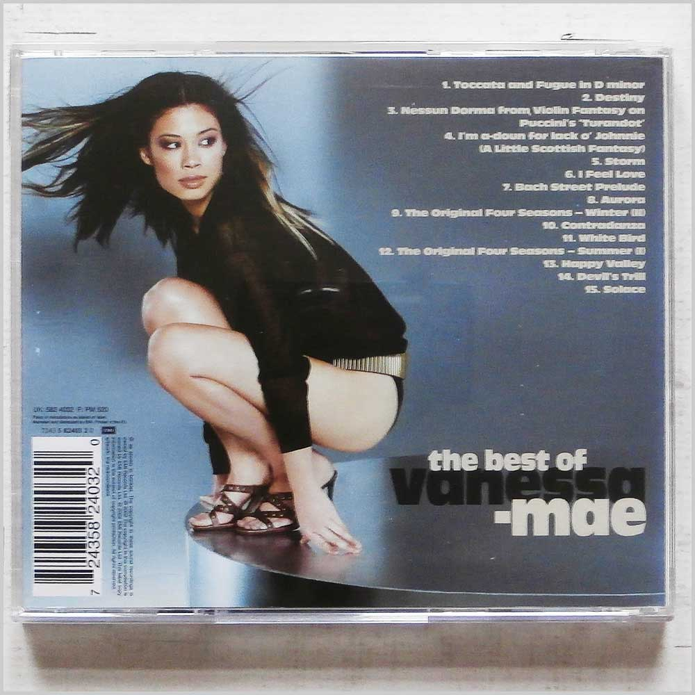 Vanessa-Mae - The Best of Vanessa Mae (724358240320)