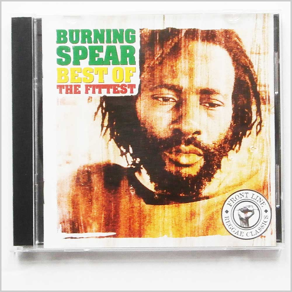 Burning Spear - Best Of The Fittest (724359796925)