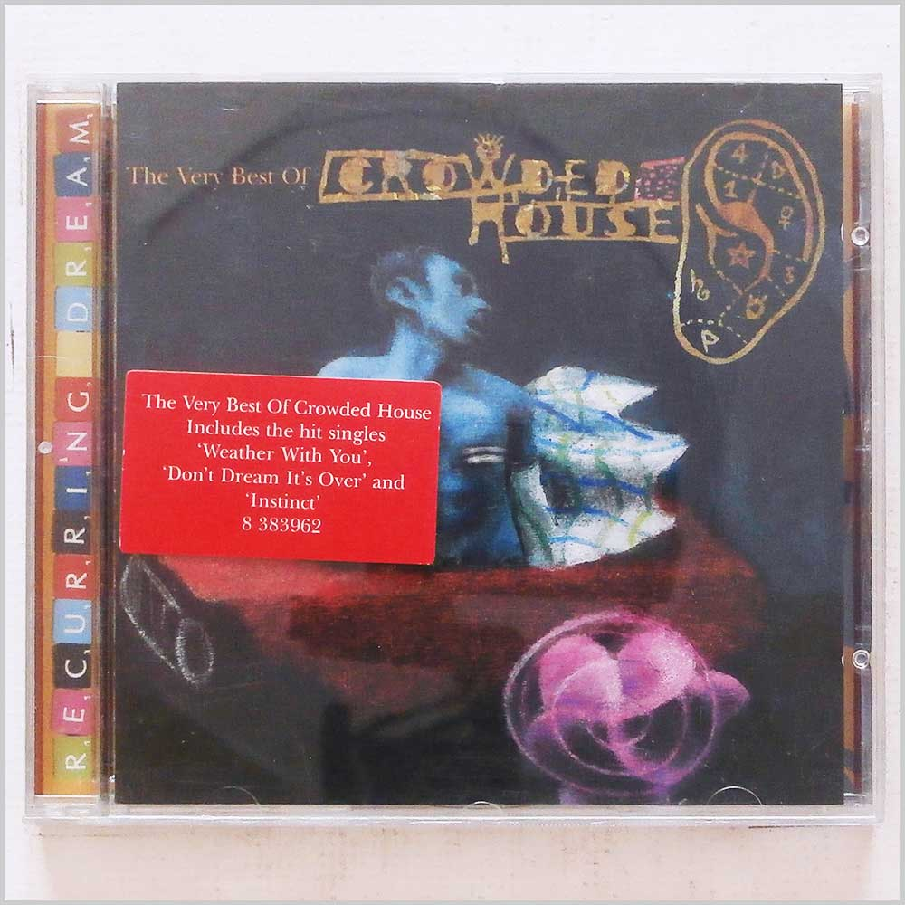 Crowded House  - Recurring Dream: The Very Best of Crowded House (724383839629)