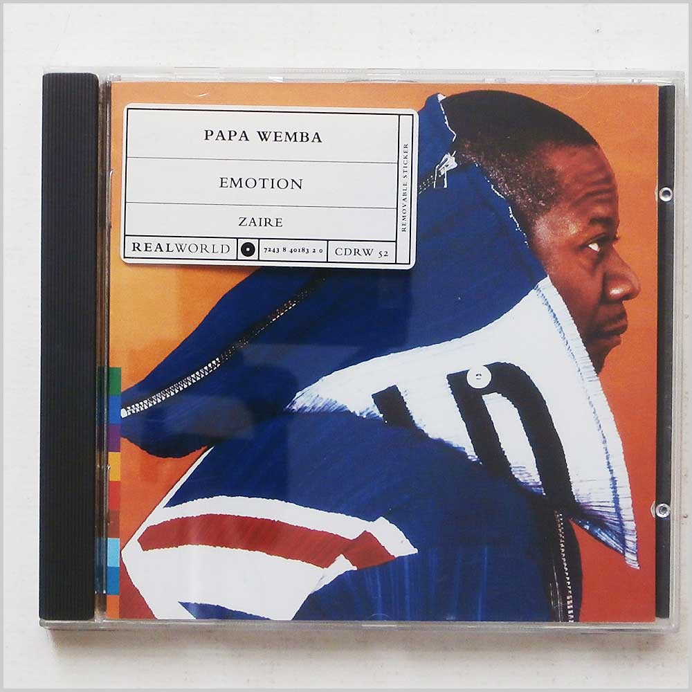 Papa Wemba - Emotion (724384018320)