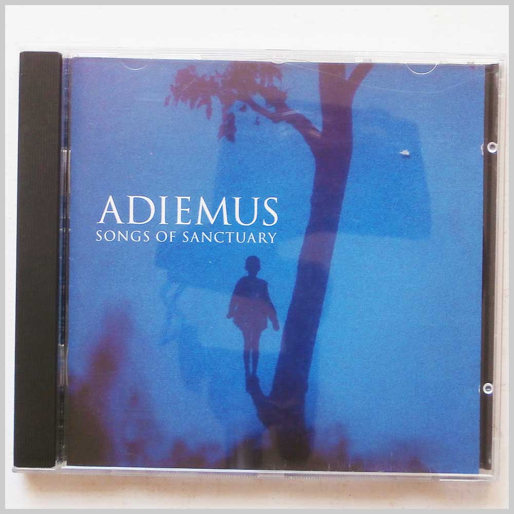 Karl Jenkins, London Philharmonic Orchestra - Adiemus: Songs of Sanctuary (724384042820)