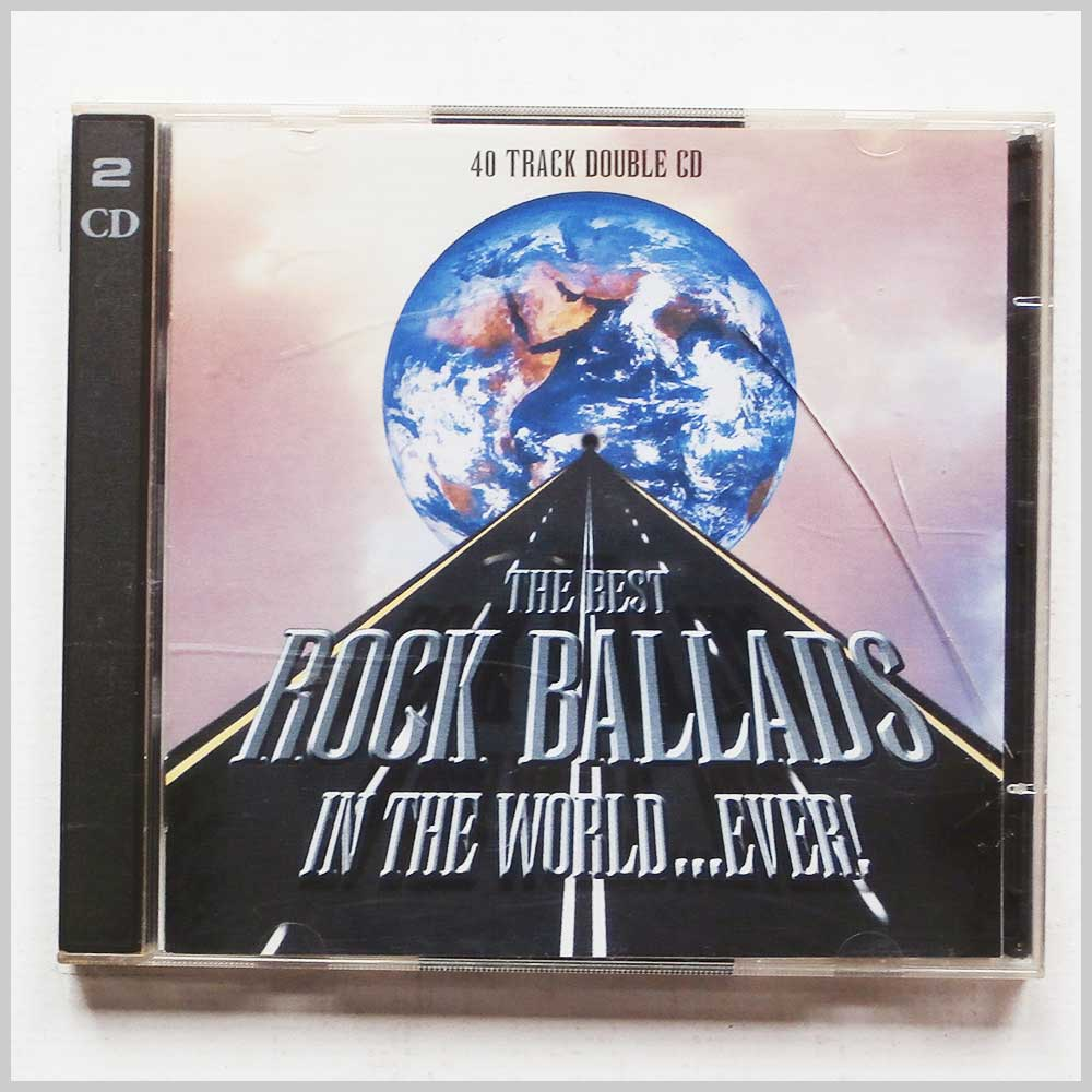 Various - The Best Rock Ballads in the World Ever! (724384080129)