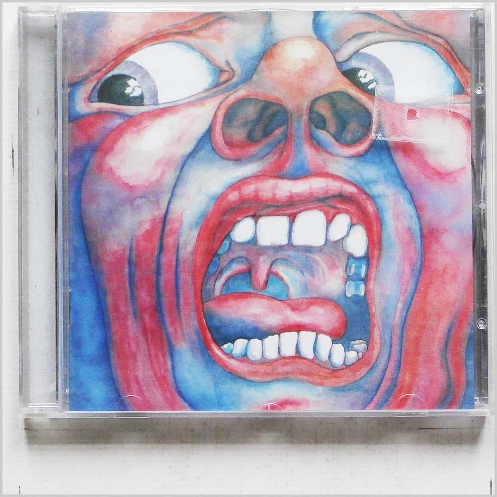 King Crimson - In The Court Of The Crimson King (724384406523)