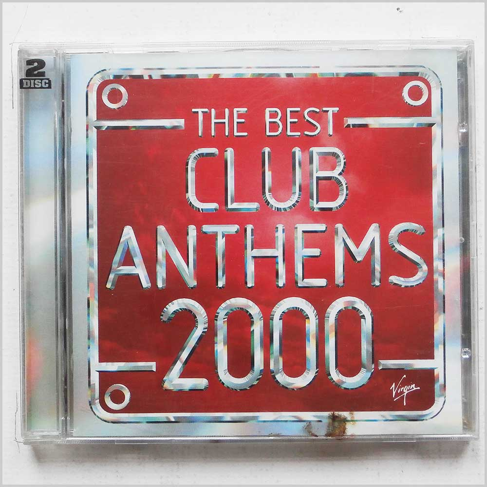Various - The Best Club Anthems Ever 2000 (724384803520)