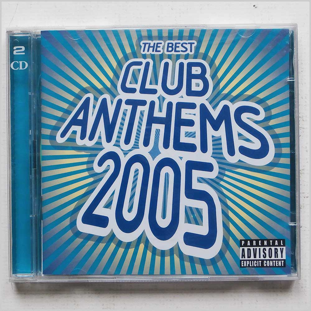 Various - The Best Club Anthems Ever 2005 (724386496225)