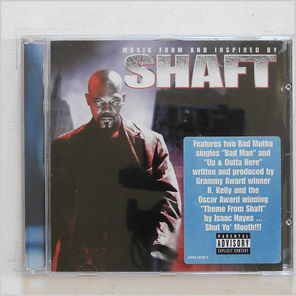 Various - Shaft (Soundtrack) (730082608022)